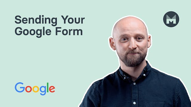 5. Sending Your Google Form
