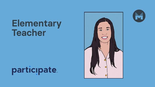 Paola Contreras - Elementary Teacher