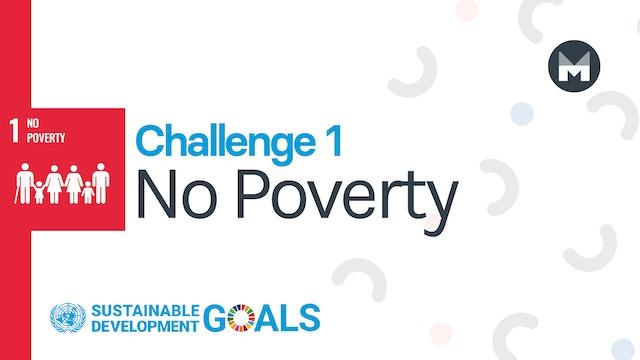 Challenge 1: No Poverty