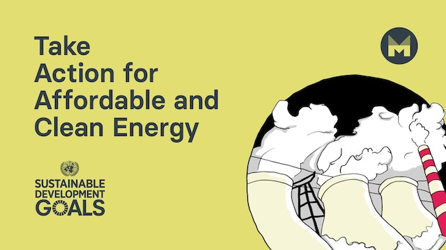4. Take Action for Affordable and Clean Energy (Ages 11 - 17)