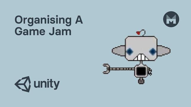 Organising A Game Jam