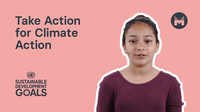 3. Take Action for Climate Action (Ages 5 - 11)