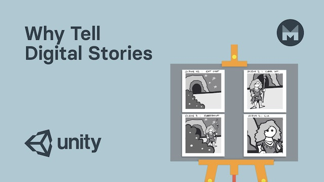 Why Tell Digital Stories