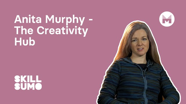 Anita Murphy - The Creativity Hub