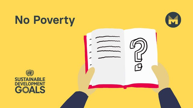 Global Goal 1: No Poverty (Ages 5 - 11)