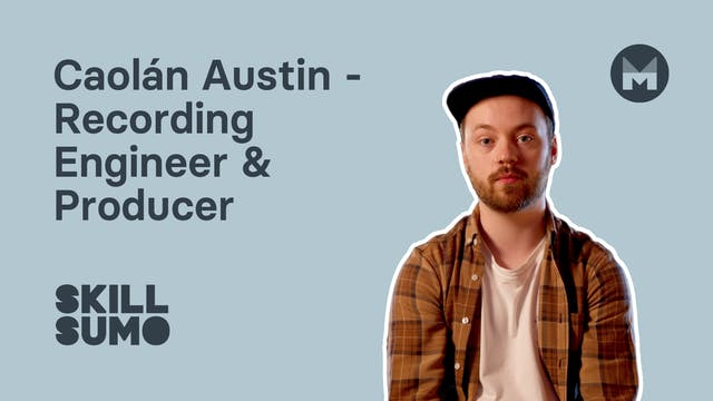 Caolán Austin - Recording Engineer &...