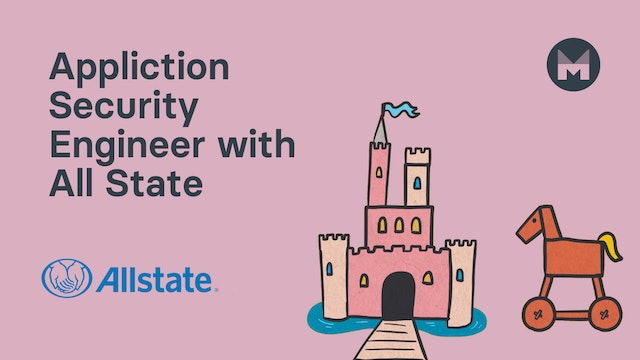 2. Appliction Security Engineer with All State