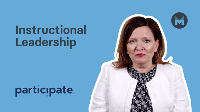Leadership Principle - Instructional Leadership