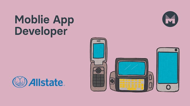 3. Mobile App Developer