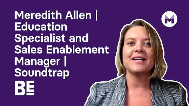 Meredith Allen | Education Specialist...