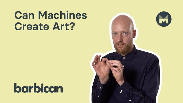 Can Machines Create Art?