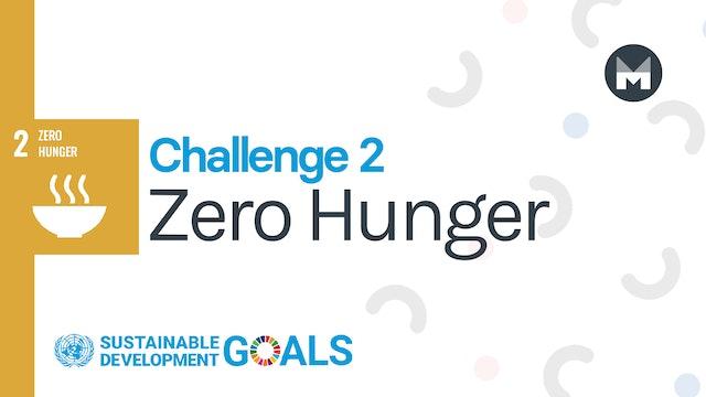 Challenge 2: Zero Hunger