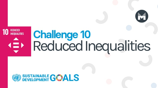 Challenge 10: Reduced Inequalities