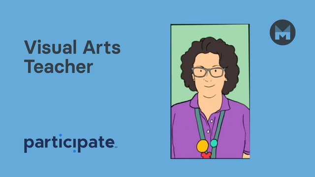 Cassandra Bradford - Visual Arts Teacher