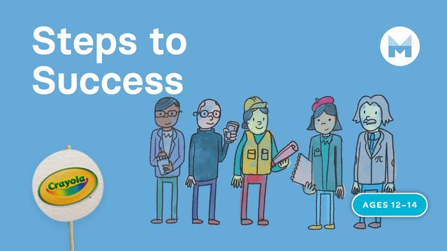 Steps to Success | STEAM