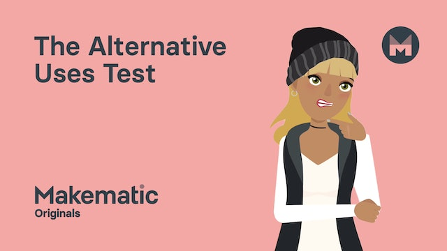 The Alternative Uses Test