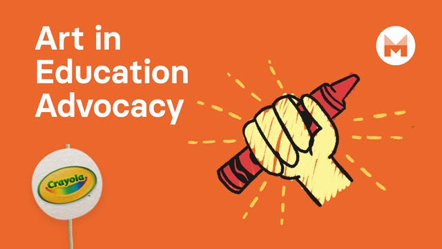 14. Art in Education Advocacy