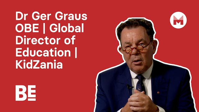 Dr Ger Graus OBE | Global Director of...