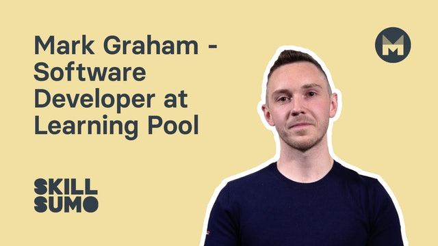 Mark Graham - Software Developer at Learning Pool