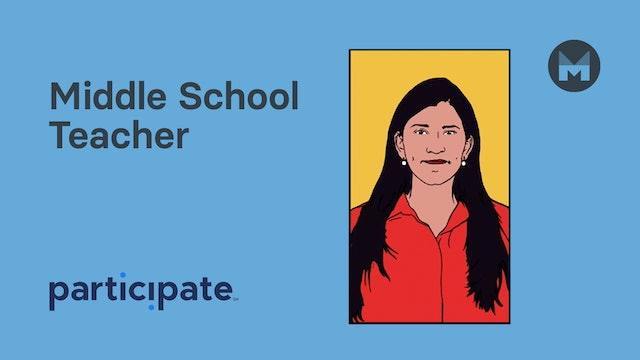 Joyce Montero - Middle School Teacher
