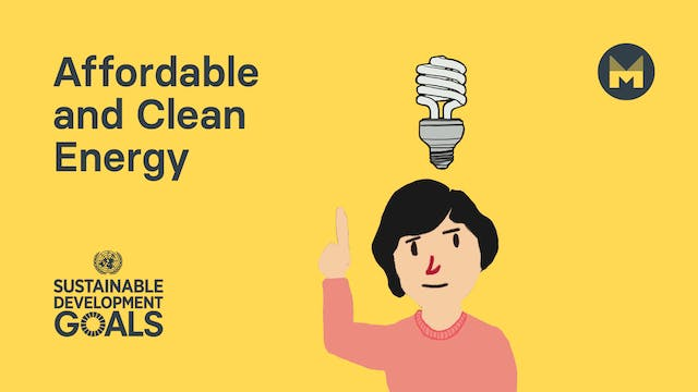 Global Goal 7: Affordable and Clean E...