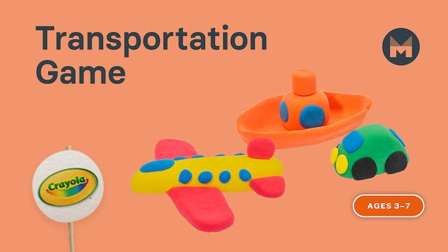 Transportation Game | STEAM