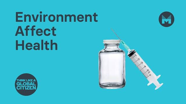 Environment Affect Health
