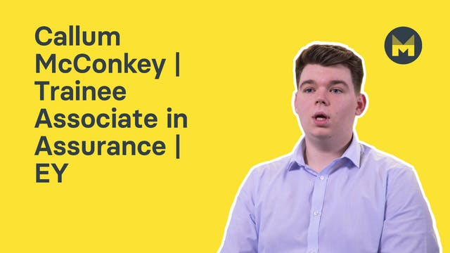 Callum McConkey | Trainee Associate i...