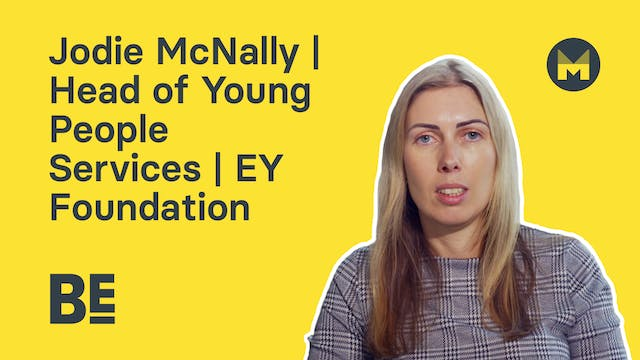Jodie McNally | Head of Young People ...