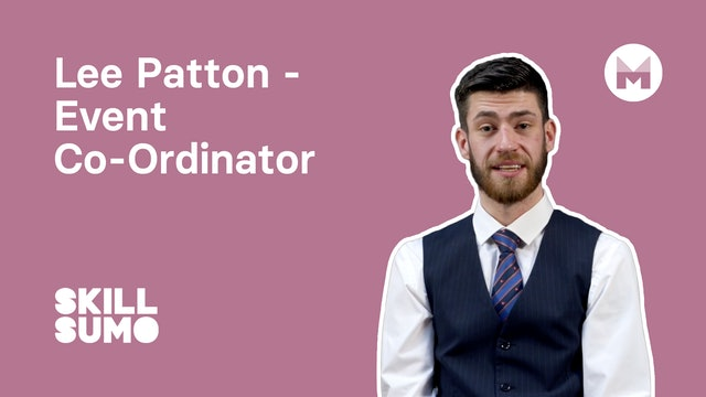 Lee Patton - Event Co-Ordinator | Titanic Belfast.mp4