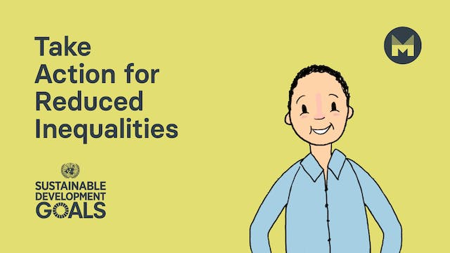 Take Action for Reduced Inequalities ...