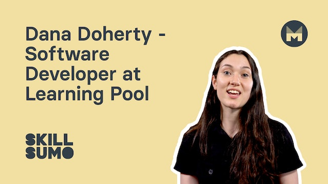 Dana Doherty - Software Developer at Learning Pool