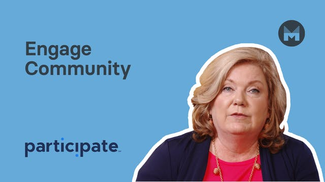 Leadership Principle - Engage Community