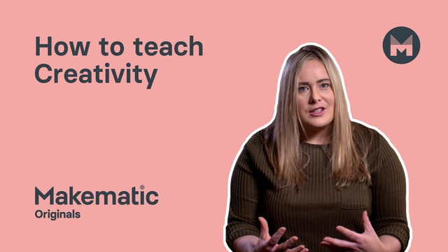 How to Teach Creativity