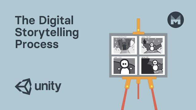 The Digital Storytelling Process