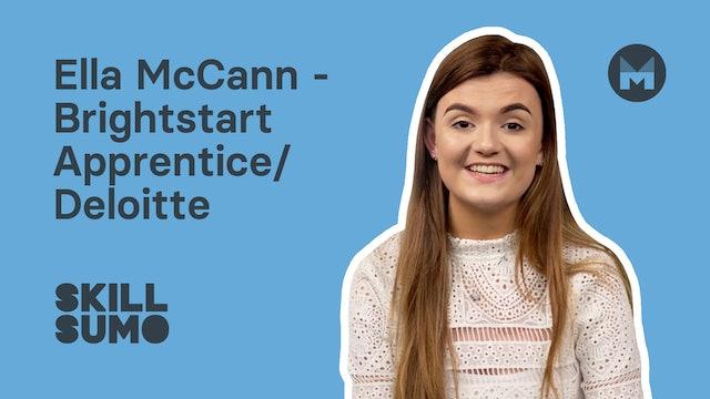 Ella McCann - Bright Start Apprentice | Deloitte