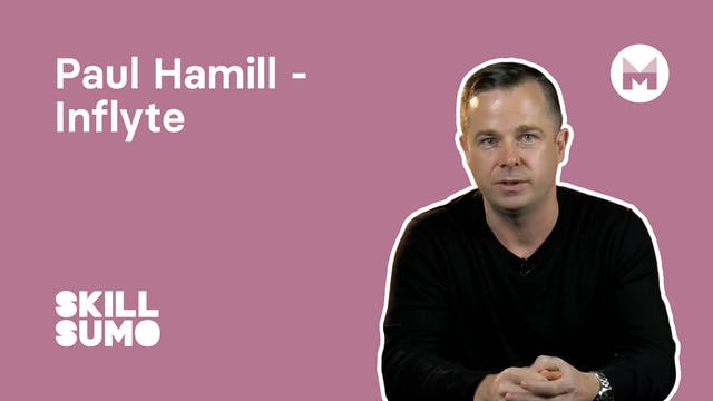 Paul Hamill - Inflyte