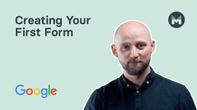 2. Creating Your First Form