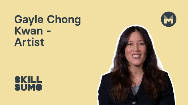 Gayle Chong Kwan - Artist