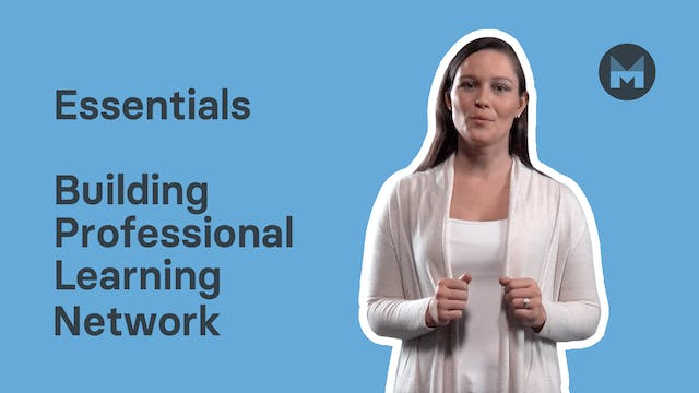 Building Professional Learning Network