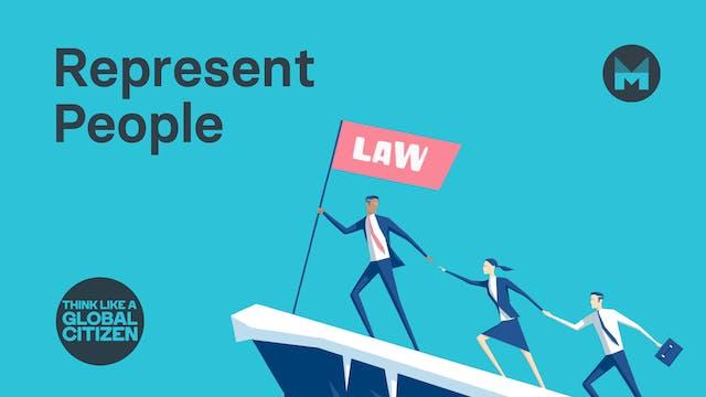 Represent People
