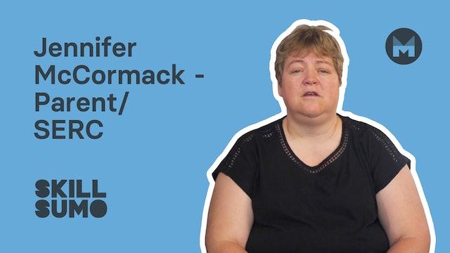 Jennifer McCormack - Parent | SERC