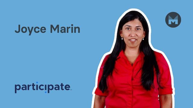 Joyce Marin