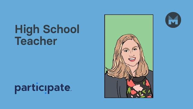 Sophia Gourney - High School Teacher