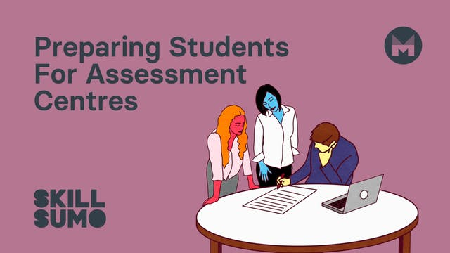 Preparing Students For Assessment Cen...