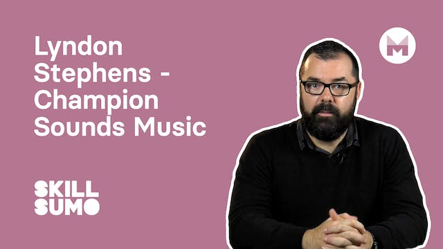 Lyndon Stephens - Champion Sounds Music