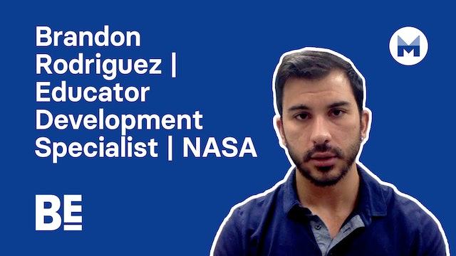 Brandon Rodriguez | Educator Development Specialist | NASA