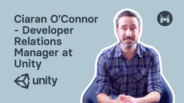 Ciaran O'Connor - Developer Relations...