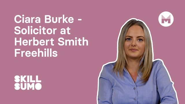 Ciara Burke - Solicitor | Herbert Smith & Freehills