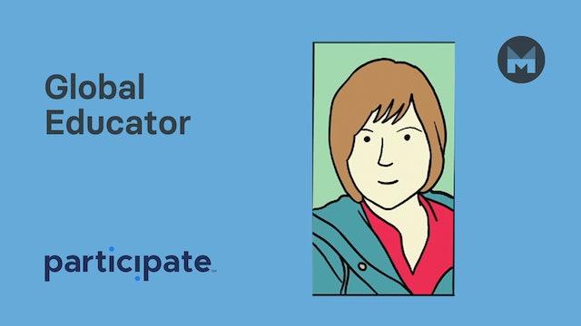 Kimm Murfitt - Global Educator